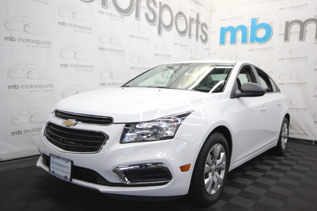 Pre Owned 2016 Chevrolet Cruze Limited Ls