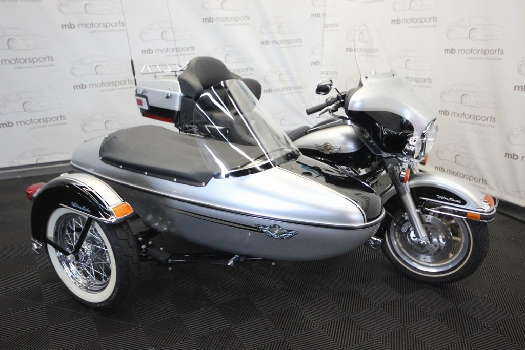 Pre-Owned 2003 Harley-Davidson Electra Glide Ultra Classic FLHTCUI