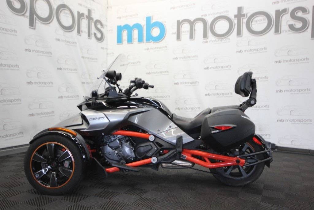 Pre-Owned 2015 Can-Am Spyder F3-S SE6