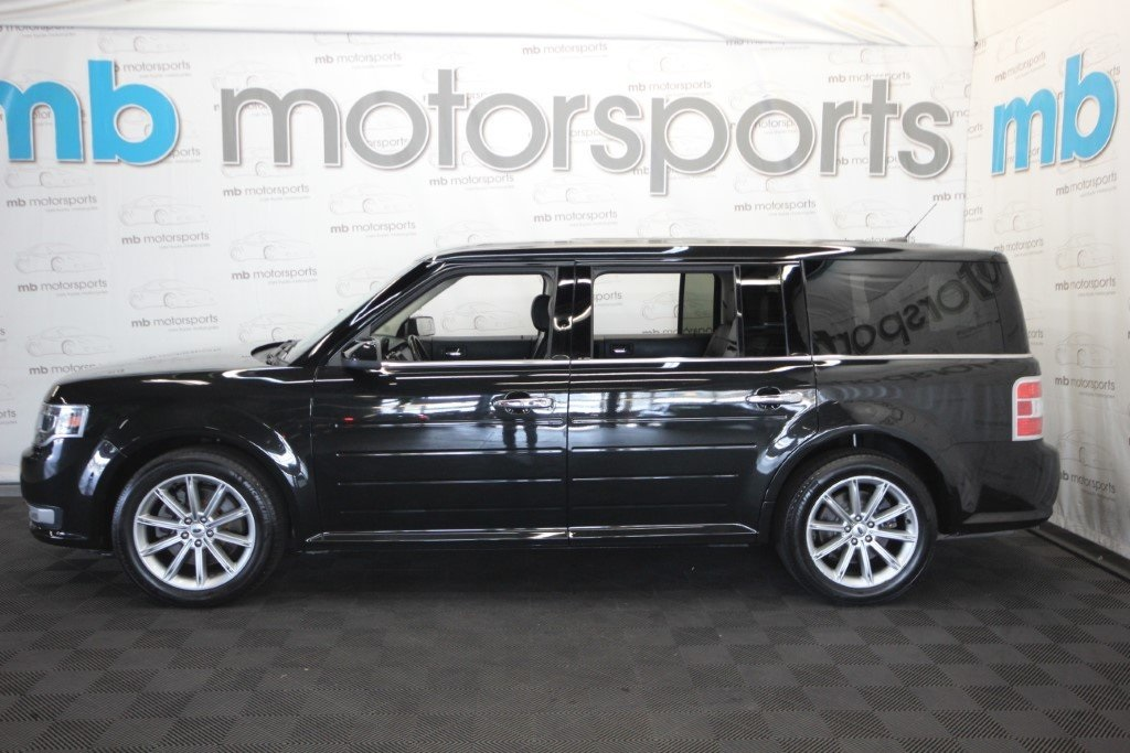 Pre-Owned 2014 Ford Flex Limited