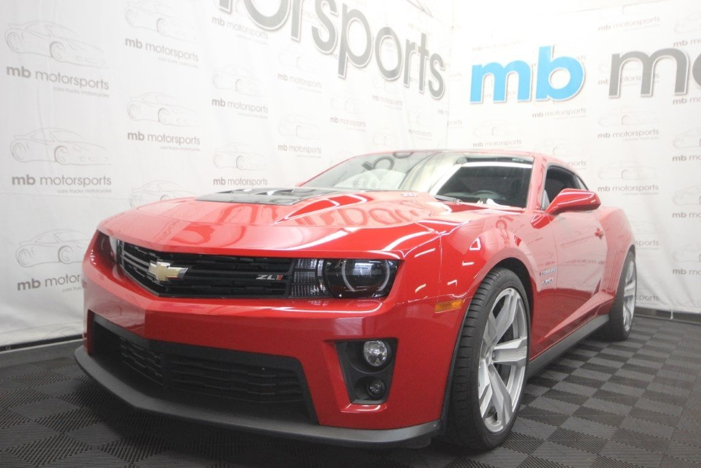 Used Camaro Zl1 For Sale >> 2012 Chevrolet Camaro Zl1 Rwd 2d Coupe