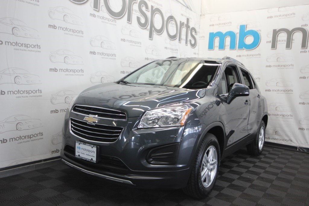 Pre Owned 2016 Chevrolet Trax Lt