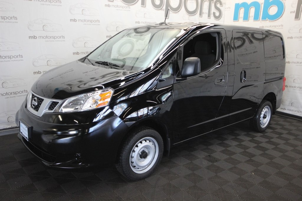 Pre-Owned 2020 Nissan NV200 S