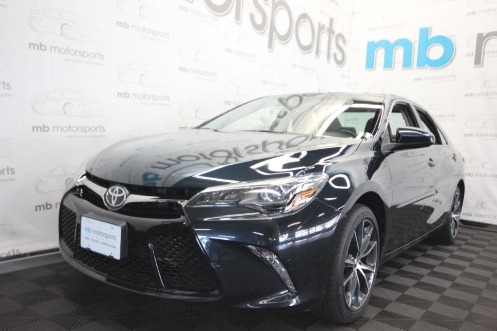 2016 Toyota Camry Xse >> 2016 Toyota Camry Xse V6 With Navigation