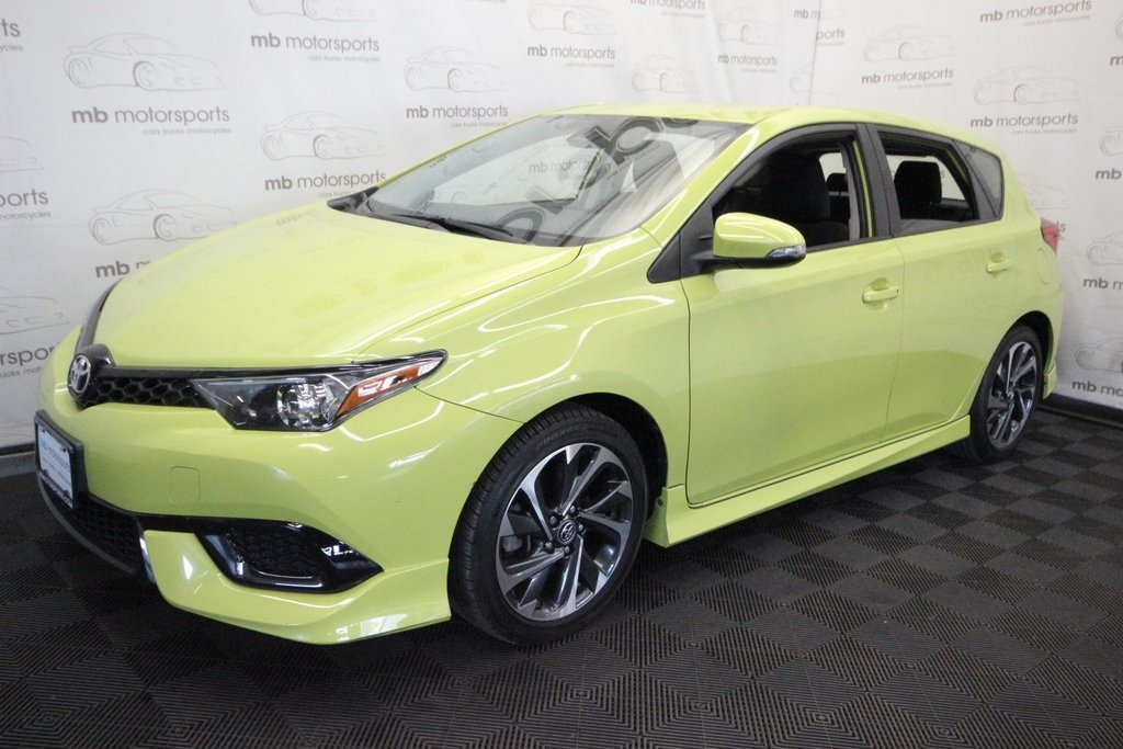 Pre-Owned 2018 Toyota Corolla iM Eco