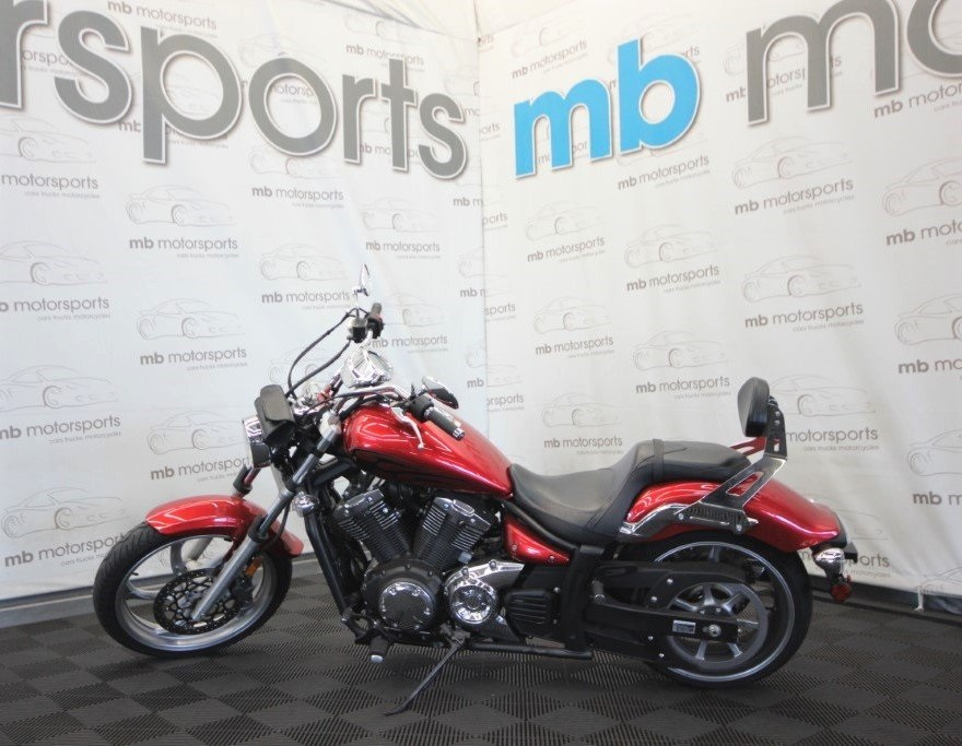 Pre-Owned 2012 Yamaha Stryker