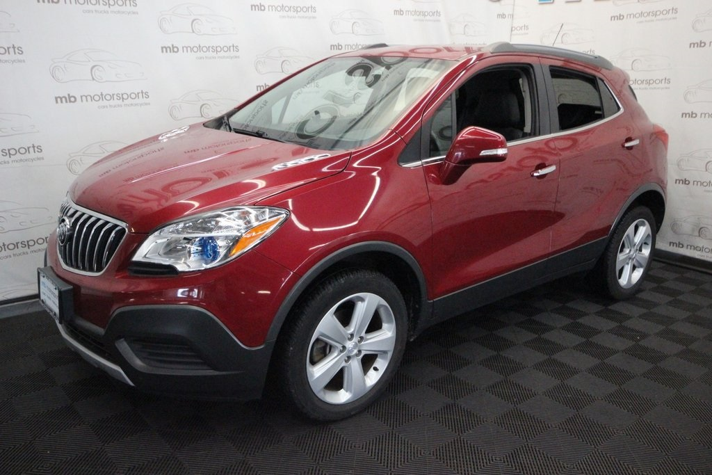 Pre-Owned 2015 Buick Encore Turbo
