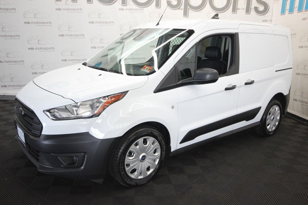 Pre-Owned 2019 Ford Transit Connect XL 105