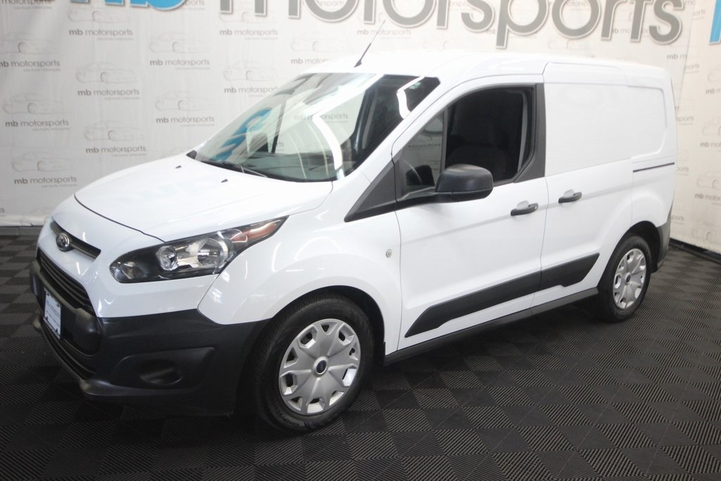 Pre-Owned 2015 Ford Transit Connect XL 105