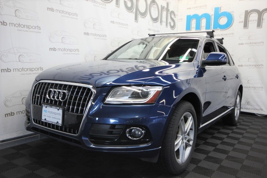 Pre-Owned 2013 Audi Q5 2.0T Premium Plus