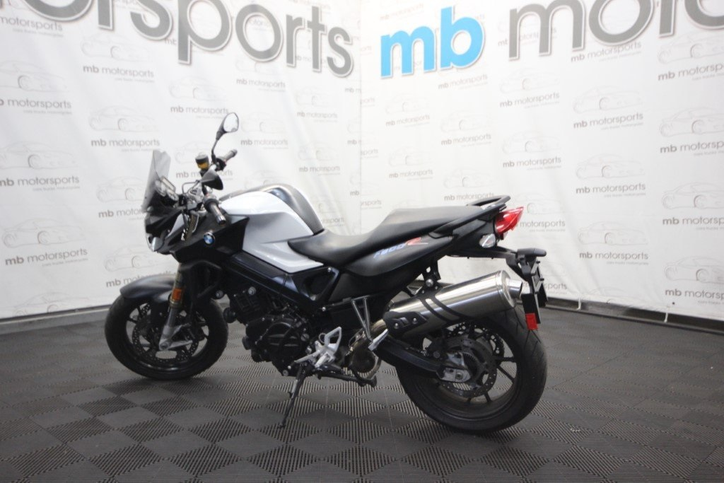 Pre-Owned 2015 BMW F800R