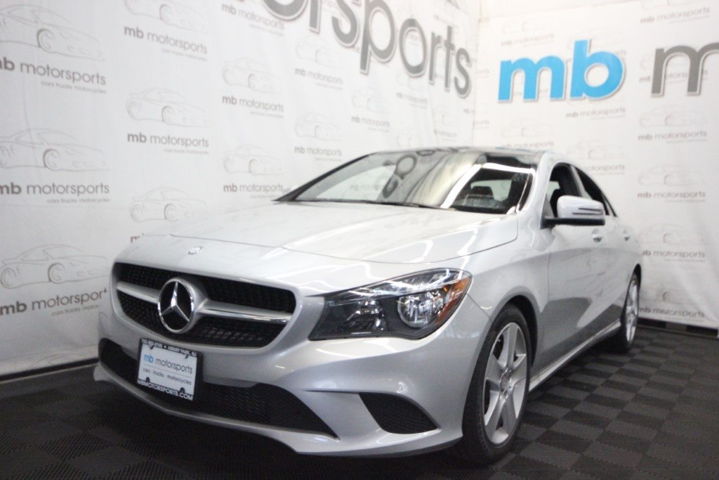 Pre-Owned 2016 Mercedes-Benz CLA CLA 250