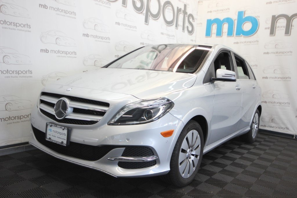 Pre-Owned 2016 Mercedes-Benz B-Class B 250e