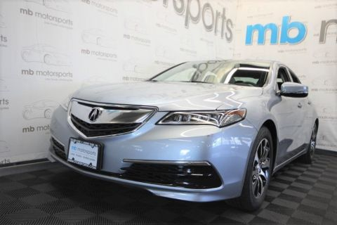 Pre-Owned 2016 Acura TLX 2.4L w/Technology Package