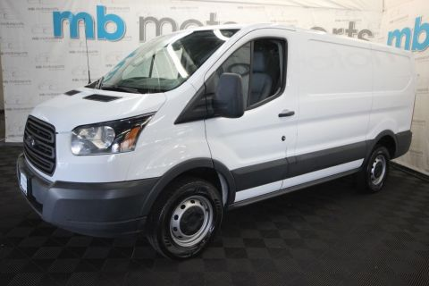 "Pre-Owned 2015 Ford Transit-250 Low Roof 130"" WB"