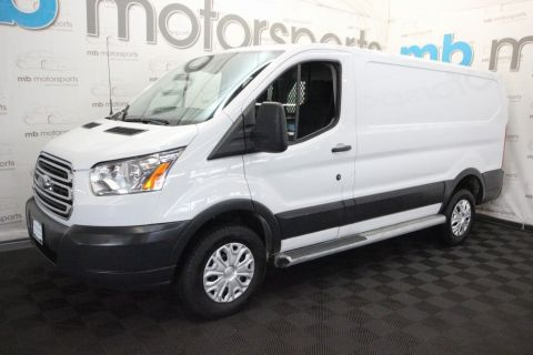 Pre-Owned 2018 Ford Transit-250 Cargo