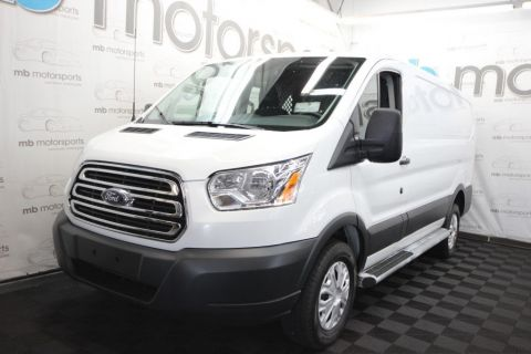 Pre-Owned 2018 Ford Transit-250
