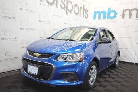 Pre-Owned 2018 Chevrolet Sonic LS