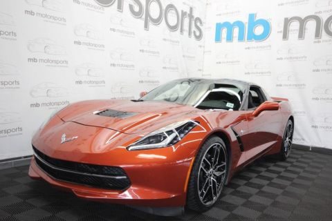 Pre-Owned 2016 Chevrolet Corvette Stingray 1LT