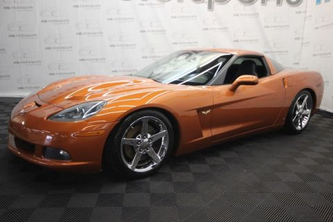 Pre-Owned 2007 Chevrolet Corvette LS2