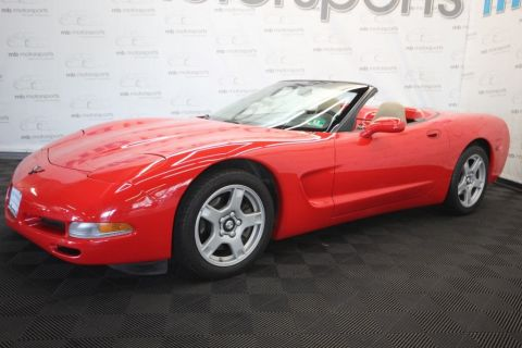 Pre-Owned 1999 Chevrolet Corvette LS1