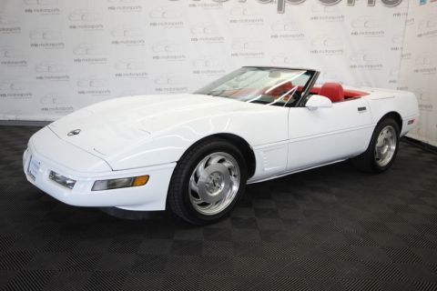 Pre-Owned 1996 Chevrolet Corvette Convertible