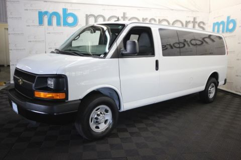 Pre-Owned 2015 Chevrolet Express 3500 LS