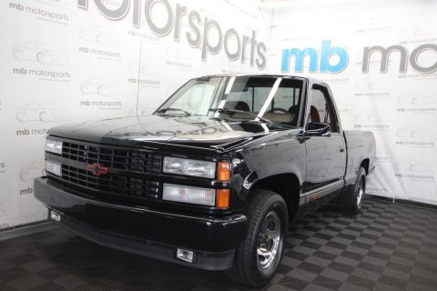 Pre-Owned 1990 Chevrolet C/K 1500 454 SS