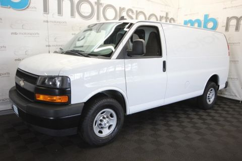 Pre-Owned 2014 Chevrolet Express 2500 Work Van