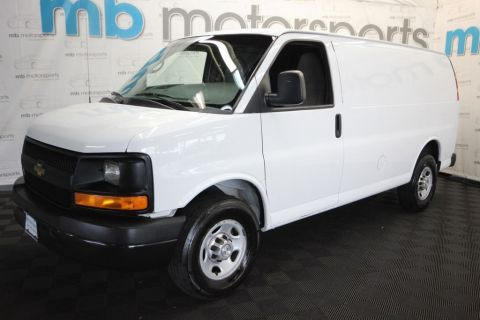 Pre-Owned 2015 Chevrolet Express 2500 Work Van