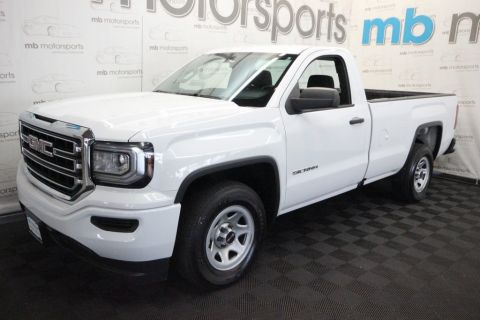 Pre-Owned 2018 GMC Sierra 1500 Work Truck