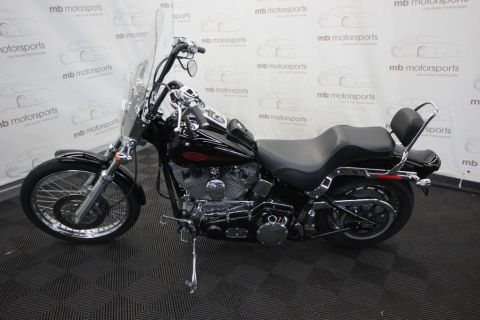 Pre-Owned 2005 Harley-Davidson Softail FXST