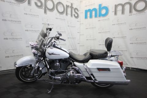 Pre-Owned 2006 Harley-Davidson Road King FLHR