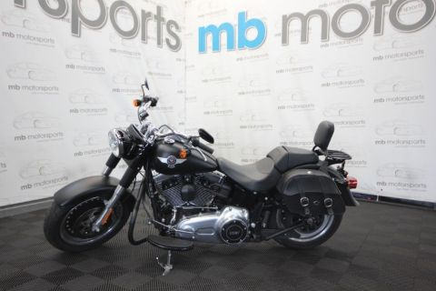 Pre-Owned 2016 Harley-Davidson Fat Boy Lo