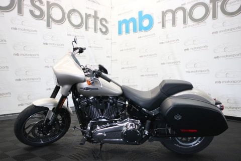 Pre-Owned 2018 Harley-Davidson Softail Sport Glide