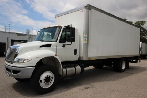 Pre-Owned 2016 International 4300 24' Box