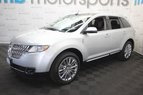 Pre-Owned 2011 Lincoln MKX Luxury