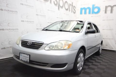 Pre-Owned 2007 Toyota Corolla CE