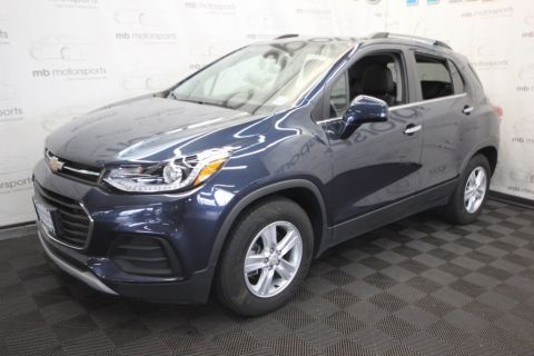 Pre-Owned 2018 Chevrolet Trax LT