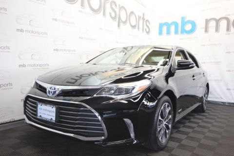Pre-Owned 2016 Toyota Avalon Hybrid XLE Plus