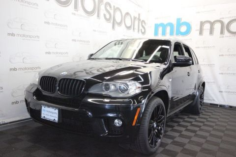 Pre-Owned 2012 BMW X5 xDrive50i
