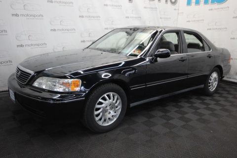 Pre-Owned 1998 Acura RL 3.5