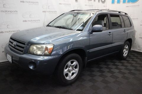 Pre-Owned 2005 Toyota Highlander Luxury