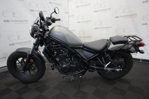 Pre-Owned 2018 Honda Rebel 500 CMX500J
