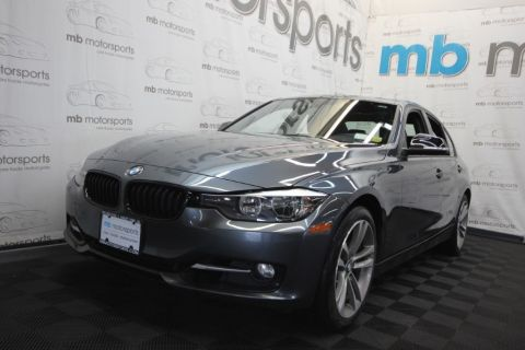 Pre-Owned 2015 BMW 3 Series 328i xDrive Sport Line