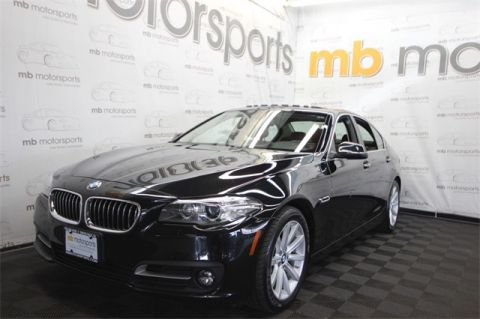 2015 BMW 5 Series 535i xDrive AWD