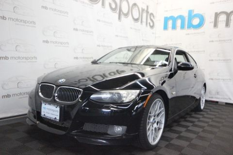 Pre-Owned 2008 BMW 3 Series 335xi