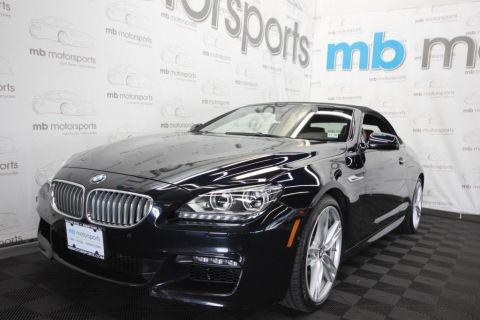 Pre-Owned 2014 BMW 6 Series 650i xDrive M-Sport