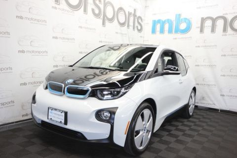 2015 BMW i3 with Range Extender Mega
