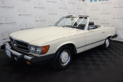 Pre-Owned 1985 Mercedes-Benz 300 380 SL